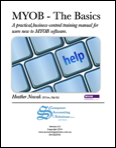 MYOB The Basics book