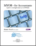 MYOB for Accountants - book by Heather Nowak